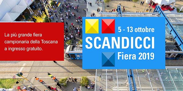Fiera Scandicci 2019